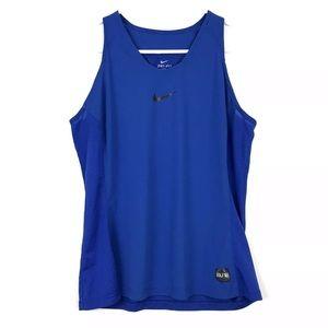 Nike Basketball Elite Tank Sleeveless Top Dri-Fit